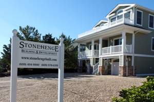 somerton floorplan custom home LBI