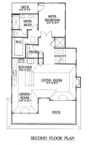 custom home plans for lbi