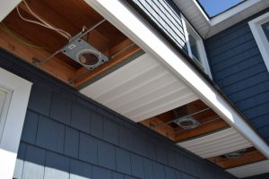 exterior lighting for custom homes on lbi