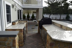 outdoor living spaces custom homes Top Five Features Men Want in a New Custom Home