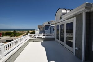 Great Porches & Decks for Custom Homes on LBI
