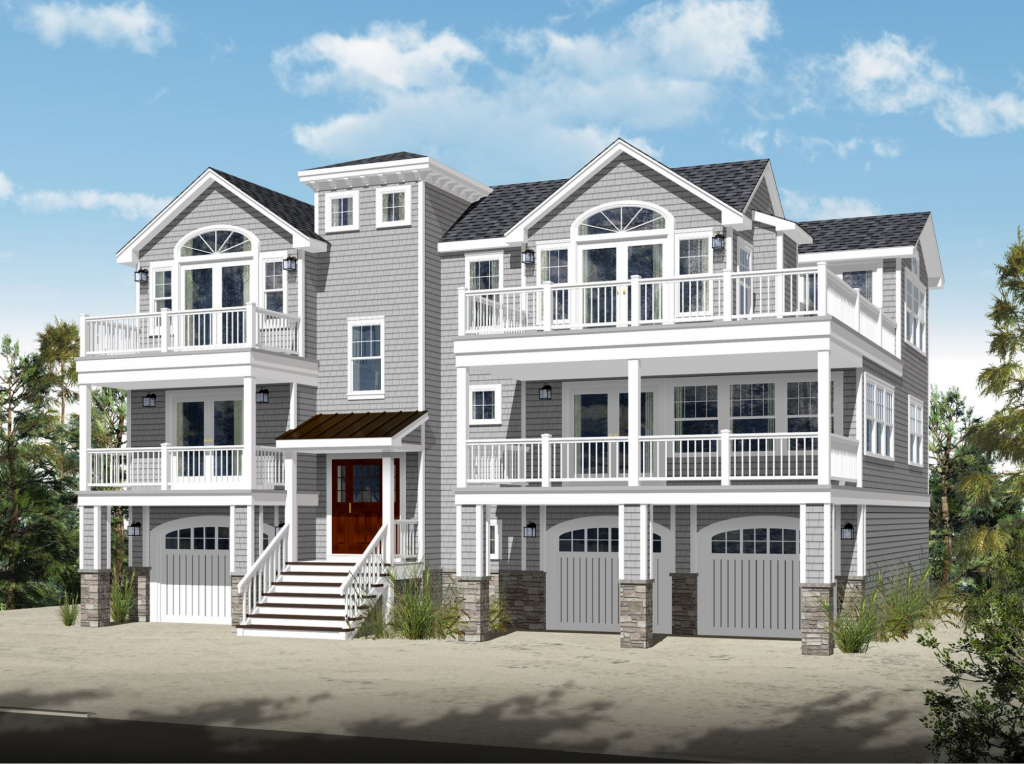 custom home designs lbi