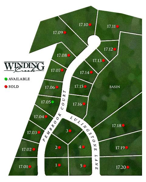 windingCreek_siteplan