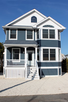 custom home builder lbi