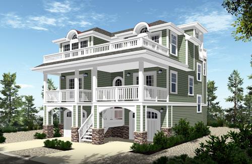 building a custom home on lbi