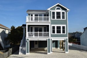 reverse living home design on long beach island