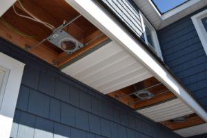 exterior lighting for custom homes on lbi
