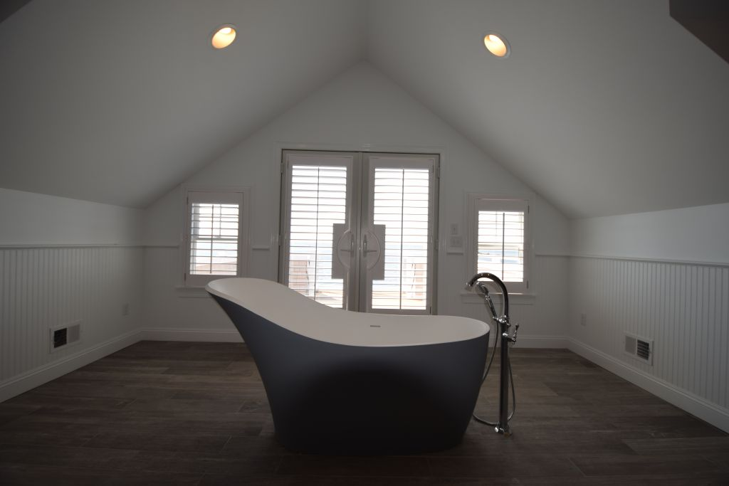 custom bathroom long beach island