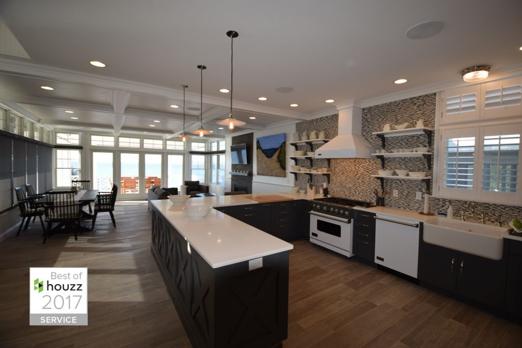 Best in Houzz Stonehenge LBI Custom Builder
