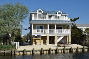 custom home long beach island