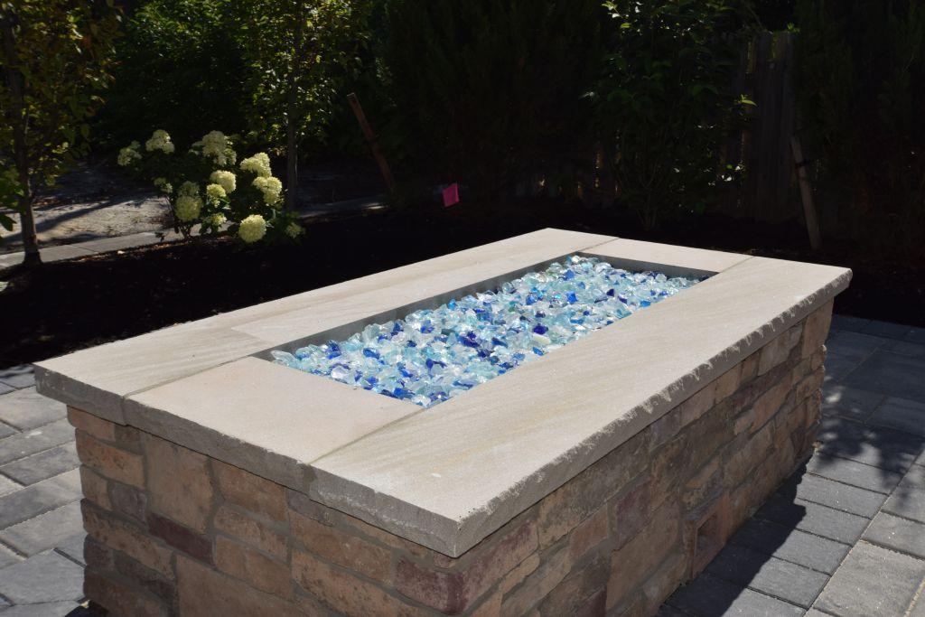 Extending the Season in Your New Custom Home on LBI with a Fire Pit
