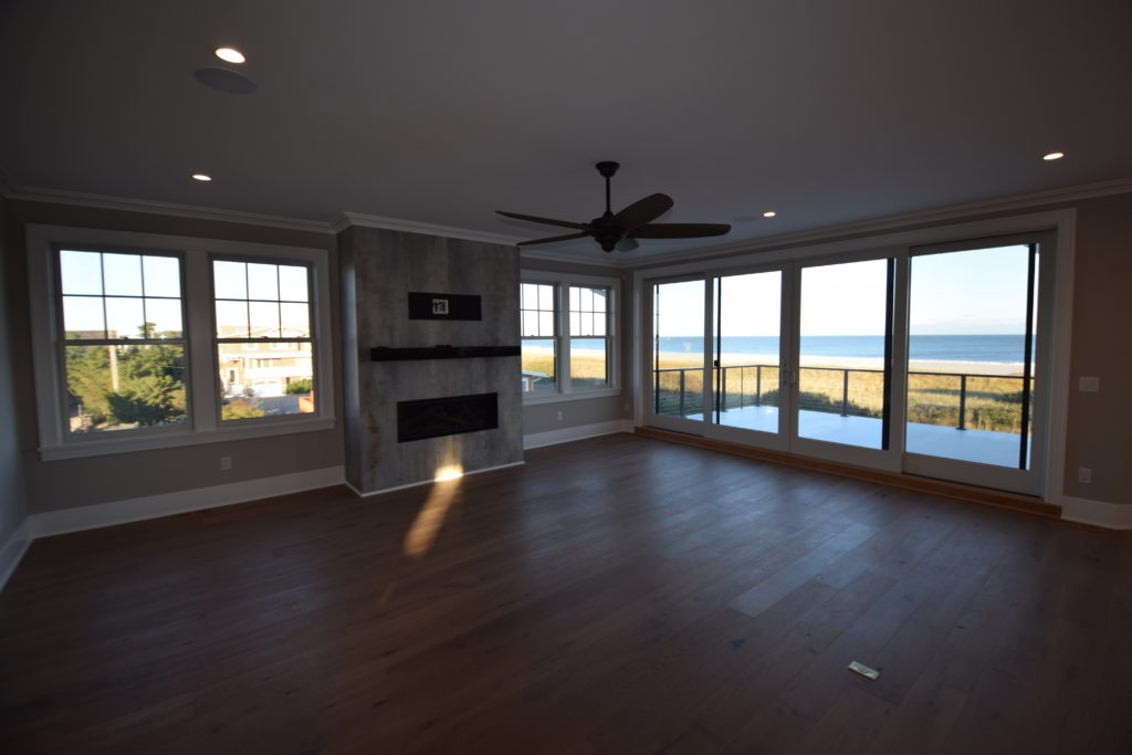 Barnegat Light Custom Home on LBI